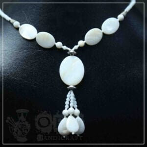 Ayasham White Necklace