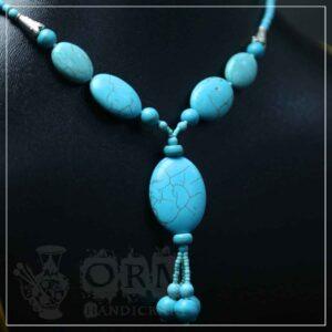 Feroza-Turquoise Stone Locket