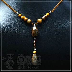 Tiger Stone Necklace