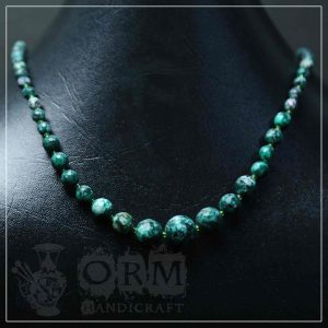 Malachite Stone Necklace