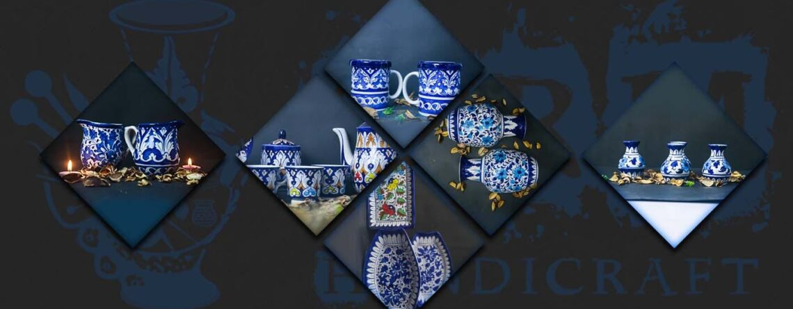 Blue Pottery of Multan – Famous Pottery in Pakistan