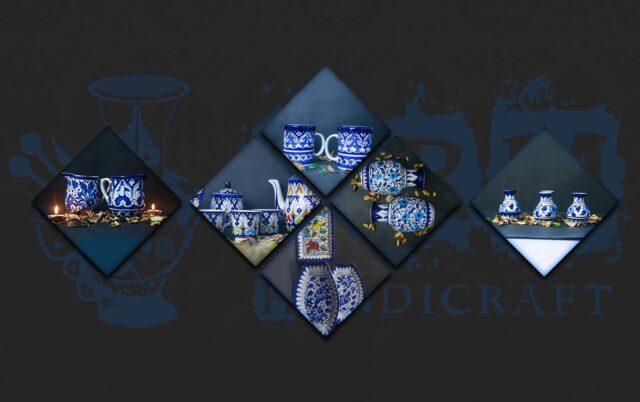 Blue Pottery of Multan – Famous Pottery in Pakistan