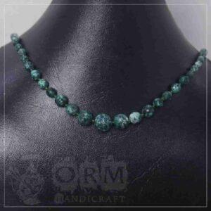 Malaketh Stone Necklace