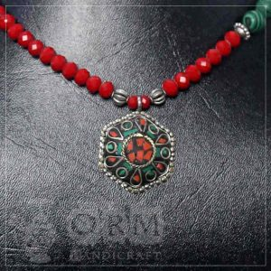 Red Dervaish Locket