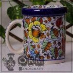 Cover Mug – Flower