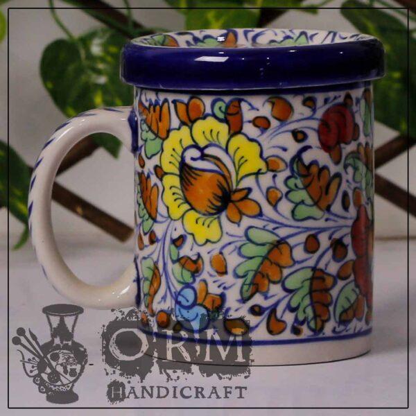 Cover Mug - Flower