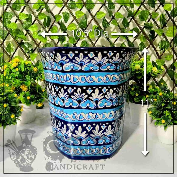 Hexagon Planter - Multani Design