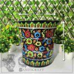 Planter – Flower Design
