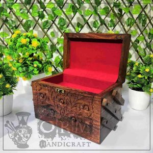 Wooden Beauty Box