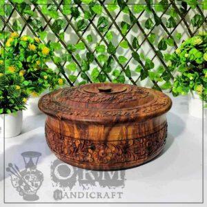 Wooden Hotpot