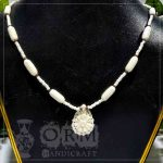 Camel Bone- Round Necklace