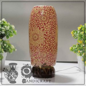 Medium Camel Skin Lamp Bottle Glass (Sufia Design)