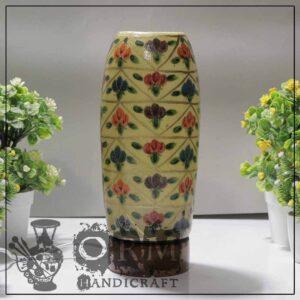 Small Camel Skin Lamp Bottle Glass (Tag Design)