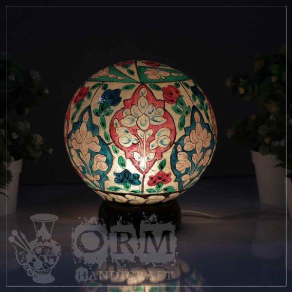 Large Camel Skin Lamp Globe (Saf Design)