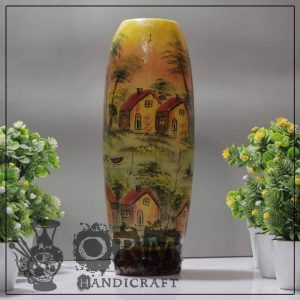 Medium Camel Skin Lamp Bottle Glass (Darvesh Design )