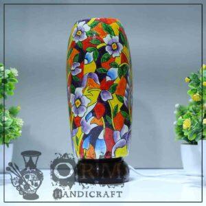 Medium Camel Skin Lamp Bottle Glass (Fakeeri Design)