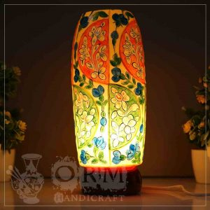 Medium Camel Skin Lamp Bottle Glass (Mukhe Design)