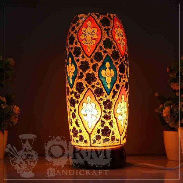 Medium Camel Skin Lamp Bottle Glass (Nizam Design)