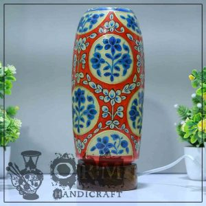 Medium Camel Skin Lamp Bottle Glass (Suraj Design)