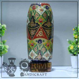 Medium Camel Skin Lamp Bottle Glass (bazurgh Design)