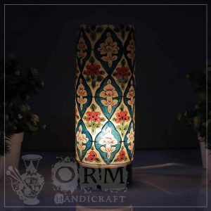 Medium Camel Skin Lamp Glass (Nizam Design)