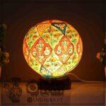 Medium Camel Skin Lamp Globe (Nizam Design)