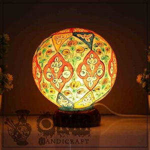 Medium Camel Skin Lamp Globe (Nizam Design)