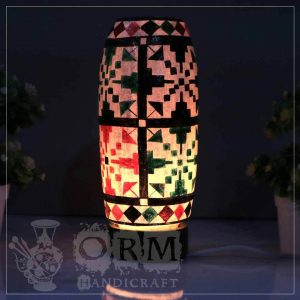 Small Camel Skin Lamp Bottle Glass (Ans Design)