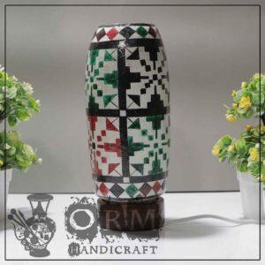 Small Camel Skin Lamp Bottle Glass (Ans Design) 1
