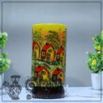 Small Camel Skin Lamp Glass (Darvesh Design) 1